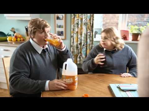 Let's beat Childhood Obesity - TV ad - Sugary Drinks