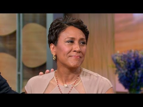 Good Luck Robin Roberts - A True Beauty!