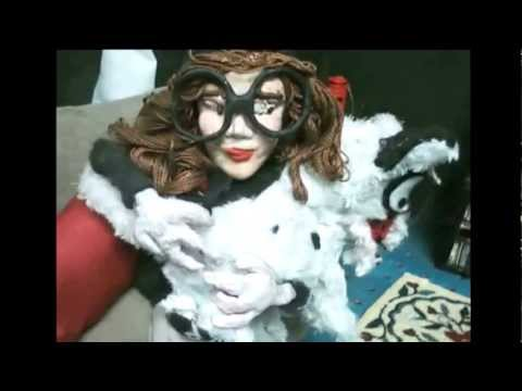 Stop Motion Animation Reel 2011