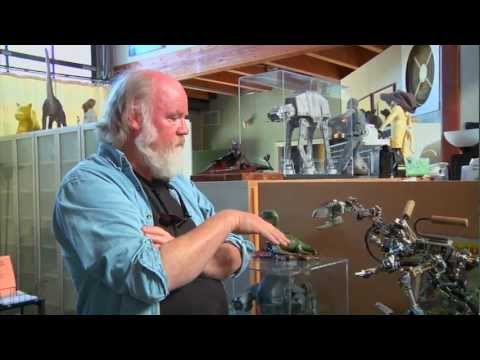 Tippett Studio Tour: Starship Troopers, Jurassic Park, and Robocop