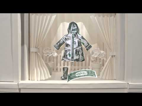 IRS Moneygami - Paper and Dollar Bill Stop Motion - YouTube.mp4