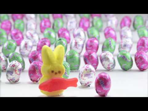 The animated story of Easter - Jesus Died for His Peeps