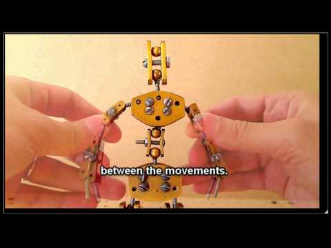 Principles of animation (stop motion) Part I