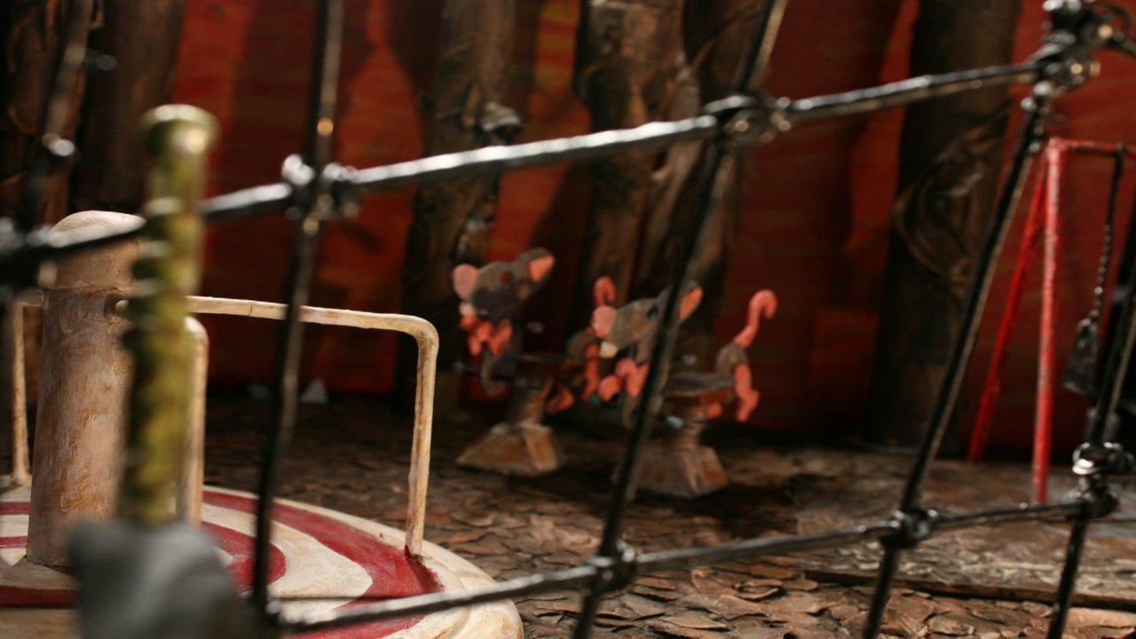 The Piper Teaser Trailer 2012