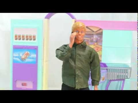 Barbie's Having a Bad Day: Asked Out on a Date - A Stop Motion animation by Shakycow