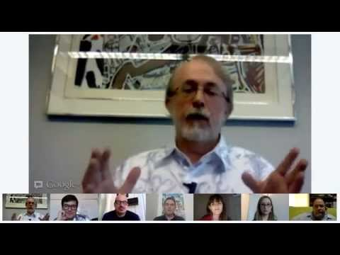 Sony Google Plus Hangout with Peter Lord from The Pirates!