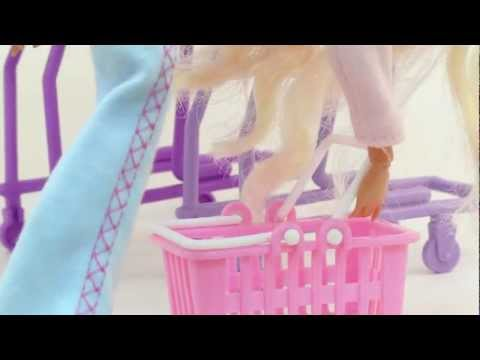 Barbie's Having a Bad Day: Grocery Shopping - A Stop Motion animation by Shakycow