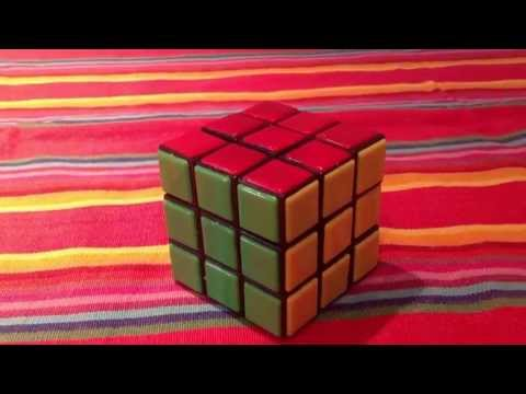 Rubik's Cube | Stop Motion Video