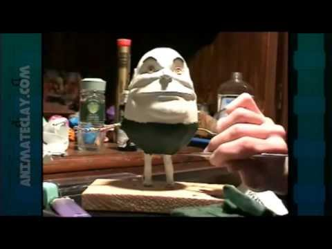 How to Sculpt Clay Puppets for Stop Motion