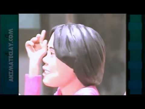 How to Sculpt Hair in Clay
