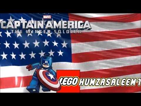 Lego Captain America 2 - The Winter Soldier Trailer