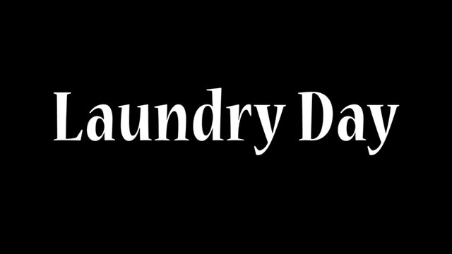 Laundry Day trailer