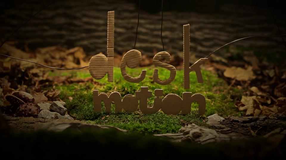 deskmotion forest logo