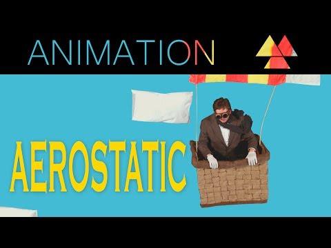 ▲Aerostatic // STOPMOTION▲