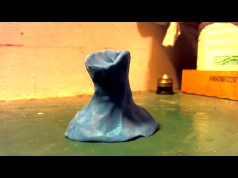 Modeling Clay Morph (claymation practice)