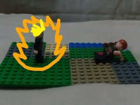 The Lego Super Saiyan