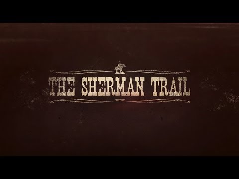 The Sherman Trail - #1. A coffin full of secrets