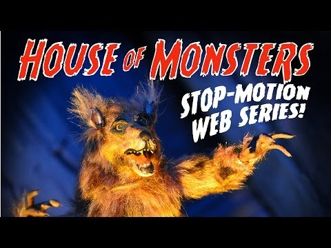 House of Monsters: Let's Kickstart the Web Series!!