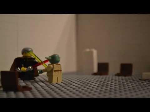 Lego Star Wars - Yoda vs. Dooku