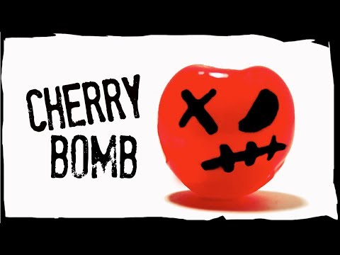 Scary Cherry and the Bang Bangs - Cherry Bomb Teaser