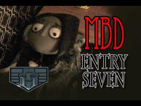 My Bedroom Door: Entry 07