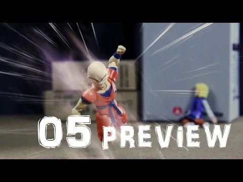 Stop Motion Final Fighters: Dragon Ball Legend Ep5 Trailer——定格动画《龙珠传说》第五集预告片