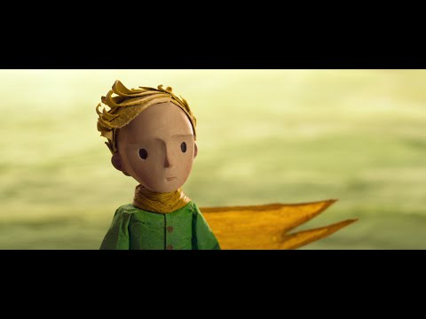 THE LITTLE PRINCE - Official International Trailer #2 (2015) Animated Fantasy Movie HD