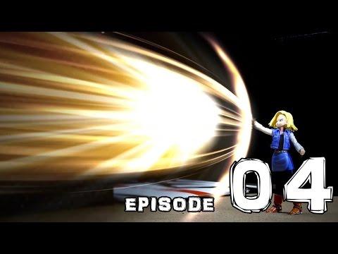 YoYo Stop Motion | Final Fighters : Dragon Ball Legend S01E04——斗魂无双第一季:龙珠传说 第四集