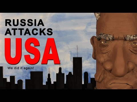 Russia attacks USA!