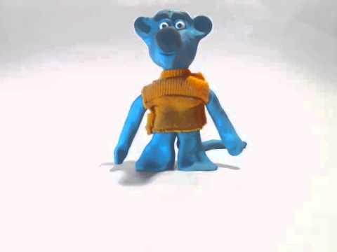 Arnold the Blue Rat test 2