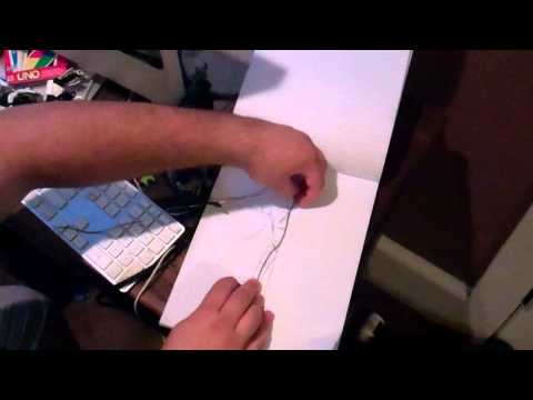 HILLBILLY HOLLYWOOD: Build a Wire Stop Motion Armature for 15 Bucks!!!