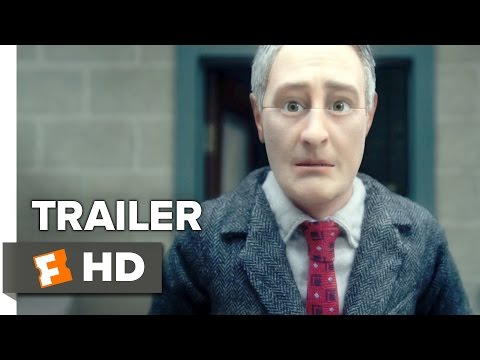 Anomalisa Official Trailer #1 (2015) - Charlie Kaufman Stop Motion Animation HD