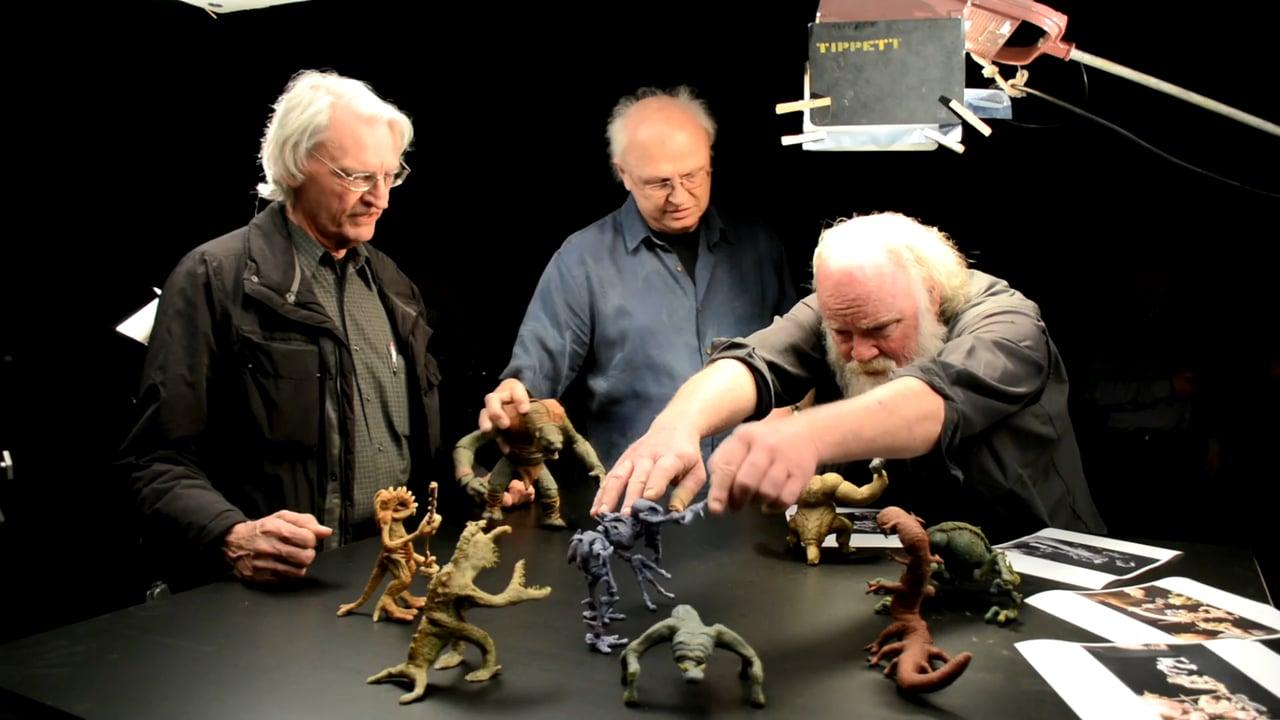 The Force Awakens - Tippett Studio Holochess Stop-Motion Reel