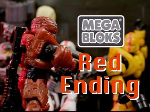 Battle for New Mombasa (Part2) Red Ending by Mega Bloks Halo