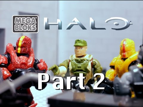 Battle for New Mombasa (Part2) by Mega Bloks Halo
