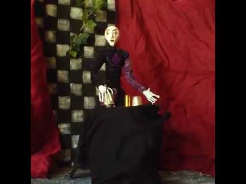 The Harlequin's Trick- A Stop Motion Short