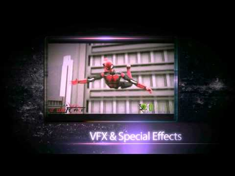 3D Movie and Game Character Modeling , Rigging & Animation Studio (VFX and Special Effects)