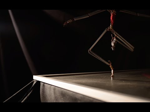 Elements of Simplicity - An Abstract Stop Motion Ballet