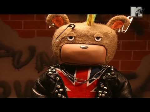 MTV Bear   The Real Punk and Hip Hop 1