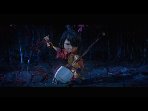 KUBO AND THE TWO STRINGS - Official Trailer [HD] - In Theaters August 2016