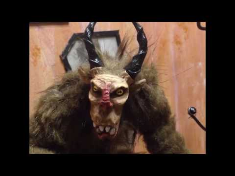 Krampus:Yuletide Devil (Stop Motion Holiday Short)