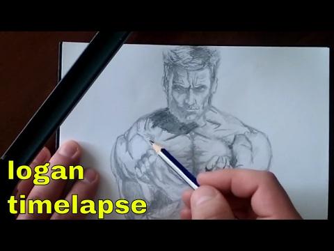 Logan Speed Drawing