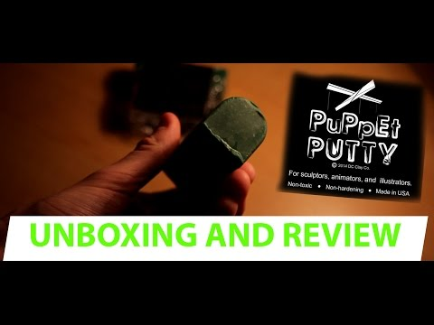 Puppet Putty | Unboxing/Review