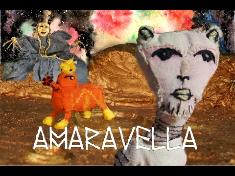 Amaravella: The Stranger from Fro