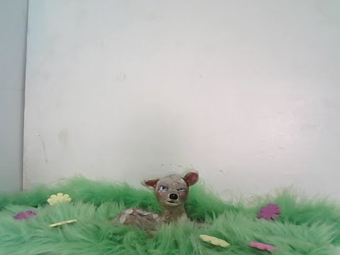 The Little Bambi STOPMOTION