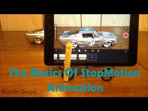 StopMotion Tutorial For Beginners (The Basics)