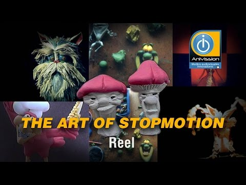 The Art of Stopmotion