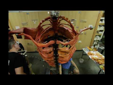 Kubo and the Two Strings: Behind the Scenes Time Lapse