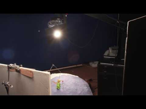 Stop Motion Animation on THE LITTLE PRINCE