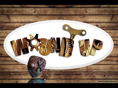 """ WOUND UP "" by: Junk Artwork"